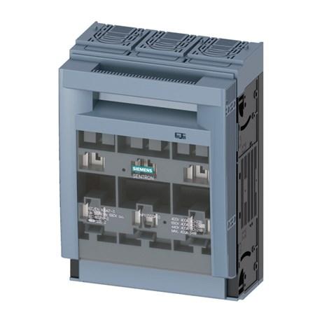 Chave Seccionadora Fusível 3P 400A NH2 3NP1153-1DA10 SIEMENS