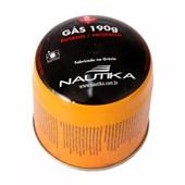 Cilindro de Gás Butano e Propano 190g NAUTIKA