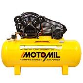 Compressor 20 Pés 200 Litros 140 Libras Trifásico 220V CMV-20/200