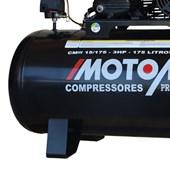 Compressor Ar 15Pés 175L 140Lbs Mono 220V CMW-15/175 Motomil