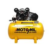 Compressor de Ar 10 Pés 140Lbs 100 Litros Monofásico CMV10-PL/100 MOTOMIL