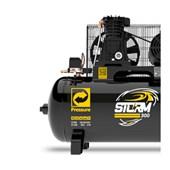 Compressor de Ar 10pcm 140lbs 100 Litros 110/220V STORM 300 PRESSURE