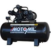 Compressor de Ar 15 Pés 175L 140Lbs Monofásico 220V CMW-15/175 MOTOMIL