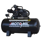 Compressor de Ar 15 Pés 175Lts 140Lbs Trifásico CMW-15/175