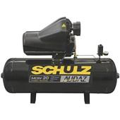 Compressor de Ar 20 Pés 175 Lbs 150 Lts Trifásico 220/380V Chave de Partida MCSV20 AUDAZ SCHULZ