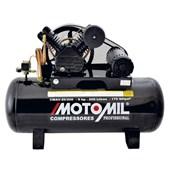 Compressor de Ar 20 Pés 200Lts 175Lbs Trifásico CMAV-20/200 MOTOMIL