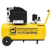Compressor de Ar 8.2 Pés 2HP 116 psi 50 Litros 220V MOTOPRESS PRESSURE