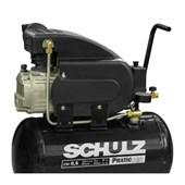 Compressor de Ar 8.5 Pés 25 Litros 2HP + Acessórios de Pintura CSI8.5/25 SCHULZ