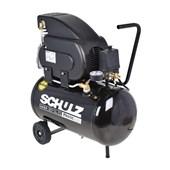 Compressor de Ar 8,5 Pés 25 Litros 2HP CSA8.2/25 SCHULZ