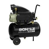 Compressor de Ar 8,5 Pés 25 Litros 2HP Monofásico CSI8.5/25 SCHULZ