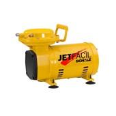 Compressor de Ar Direto 2,3 Pés 110/220V Kit Jet Fácil Schulz