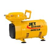 Compressor de Ar Direto 2,3 pés 40 lbs com Kit de Acessórios JET MASTER IV SCHULZ