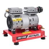 Compressor de Ar Direto Isento de Óleo 220V Cmi-5,0 Ad Motomil