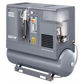 Compressor de Ar Parafuso 15HP com Secador 9bar 220V GX11 AFF ATLAS COPCO