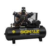 Compressor de Ar Pistão 60 Pés 175 lbs 425 Litros 220/380V Trifásico MSWV60FORT/425I MTA SCHULZ