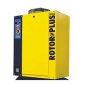 Compressor Parafuso 10HP 36 Pés 9Bar 100 Litros Trifásico ROTOR PLUS METALPLAN