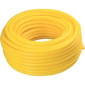 """Conduíte Corrugado Amarelo PVC 3/4"""" 50m para Parede 2143 COFLEX"""