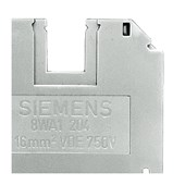 Conector de Passagem Parafuso 16mm 8WA1204 SIEMENS