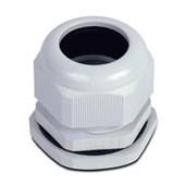 Conector Prensa Cabo PG13,5 12mm Nylon Cinza S802CI STECK