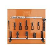 Conjunto de Ferramentas para Comprimir Molas de Válvulas de Motores 8V, 16V e 20V 101011 RAVEN
