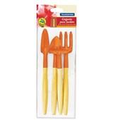 Conjunto de Jardinagem para Vasos com 4 Peças 78104/801