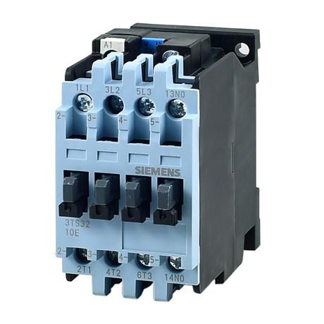Contator de Potência 3P 12A 110V 1 NF 3TS31010AG2 SIEMENS