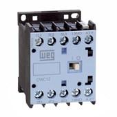 Contator Mini Tripolar 12A 220V 1na CWC012-10-30 V26 WEG