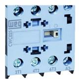 Contator Mini Tripolar 25A 220V 1nf CWC07-01-30 V26 WEG