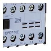 Contator Mini Tripolar 7A 220V 1na CW07-10-30 V25 WEG