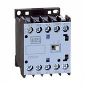 Contator Mini Tripolar 7A 220V 1nf CWC07-01-30 V26 WEG