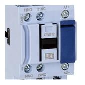 Contator Tripolar 12A 220V 1na+1nf CWB12-11-30 D23 WEG