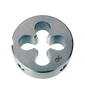 """Cossinete Manual HSS BSW 3/8""""x16FPP Esquerdo s/ Peeling Din 223B 107/8C OSG"""