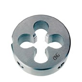 Cossinete Manual HSS M M2 x0,40mm s/ Peeling Din 223B 105/8C OSG