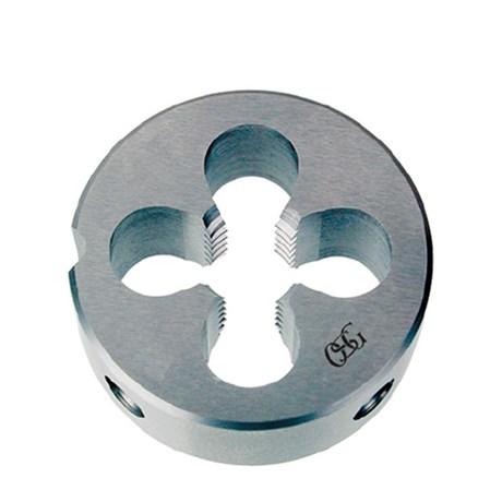 Cossinete Manual HSS M M3 x0,50mm s/ Peeling Din 223B 105/8C OSG
