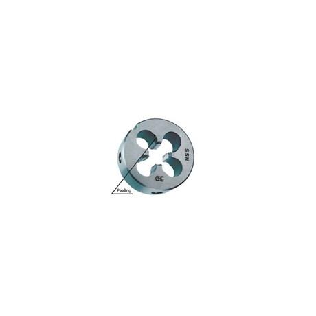 Cossinete Manual HSS M M6 x1,00mm c/ Peeling Din 223B 105/8 OSG