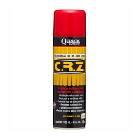 Crz Composto de Galvanização Spray 300ml DM1 TAPMATIC