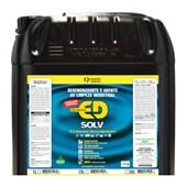 Desengraxante Industrial Biodegradável 20 Litros QUIMATIC ED SOLV TAPMATIC