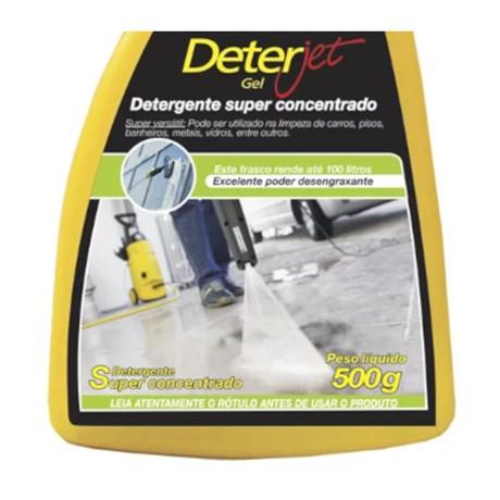 Detergente Linha Residencial 500 Ml Aplicacao Geral DETERJET GEL