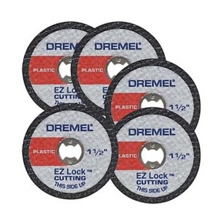 Disco de Corte 38mm com Haste Adaptadora EZ-Lock 2615E476AE DREMEL