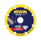 """Disco de Corte Diamantado MetalMax 9"""" 1998847 Irwin"""