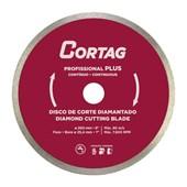 Disco de Corte Diamantado para Porcelanato 200mm 60570 CORTAG