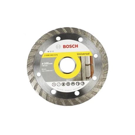 Disco de Corte Diamantado Universal 10 mm 2608603674 BOSCH