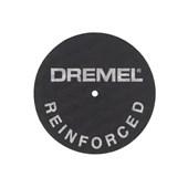 Disco de Corte Fibra de Vidro 20 peças 2615426BAA DREMEL