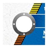 "Disco de Corte Multimateriais 4.1/2"" 1,0mm 7/8"" BNA 12 NORTON"