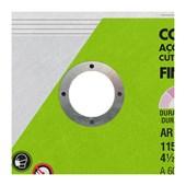 """Disco de Corte para Aço 4.1/2"""" 1,0mm 7/8"""" AR 102 CLASSIC NORTON"""