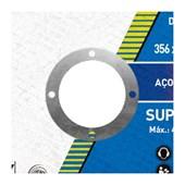 """Disco de Corte para Aço Carbono 14"""" 3,2mm 1"""" AR 312 NORTON"""