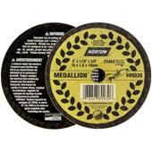 "Disco de Corte para Aço Carbono 3"" 1.6mm 25/64"" MEDALLION NORTON"