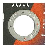 """Disco de Corte para Aço Carbono e Inox 4.1/2"""" 1,0mm 7/8"""" QUANTUM BHP12 NORTON"""