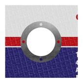 """Disco de Corte para Aço Carbono e Inox 4.1/2"""" 1,6mm 7/8"""" BNA 12 NORTON"""