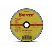"""Disco de Corte para Aço Inox 7"""" DAC180-24 STARRETT"""
